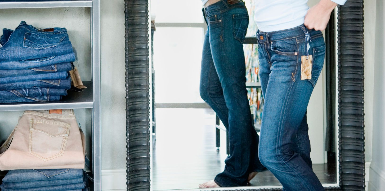 Driving Demand for Denim Jeans