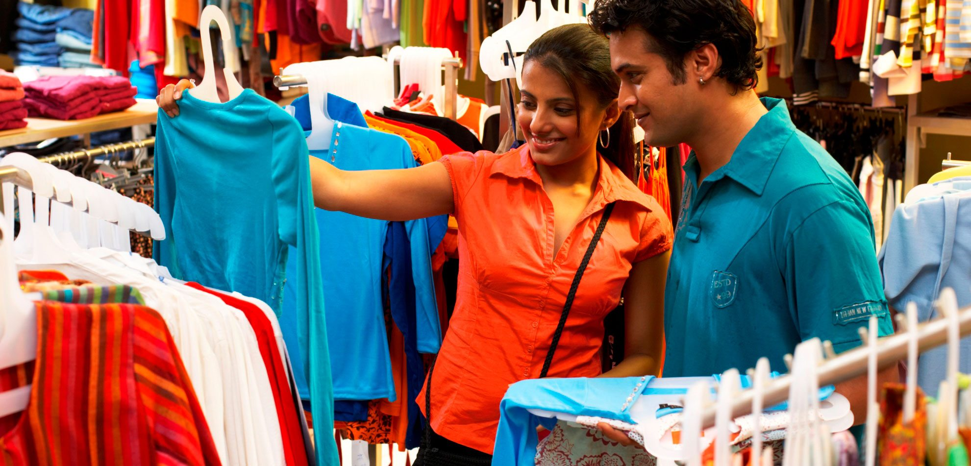 Captivating the Indian Apparel Shopper