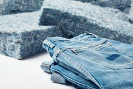 Helping Denim Go From Blue to Green