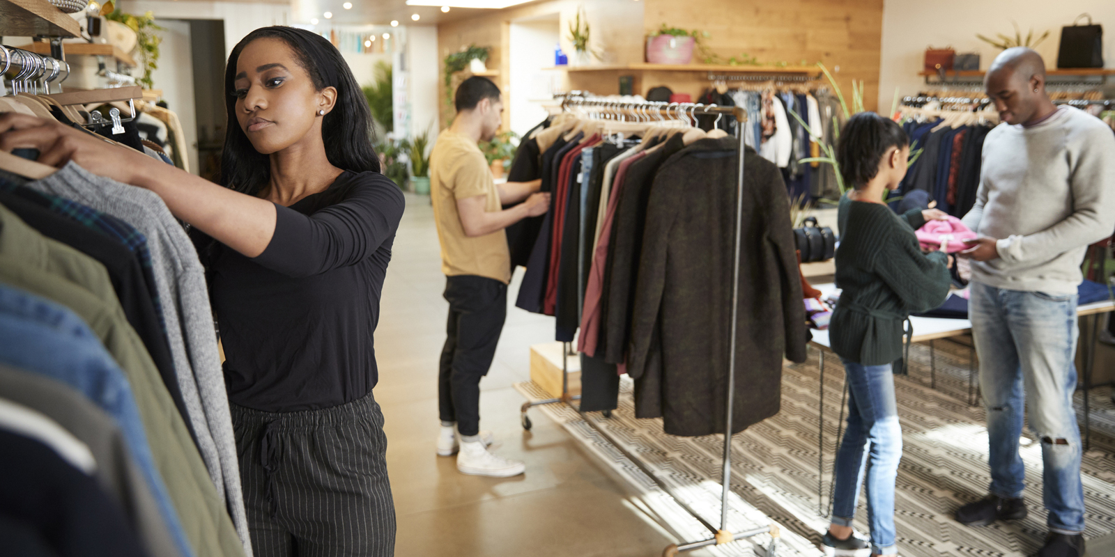 By Popular Demand, More Online Stores Opening Shops