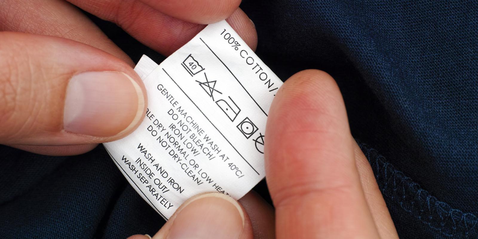 Why Fiber Content Labels Matter