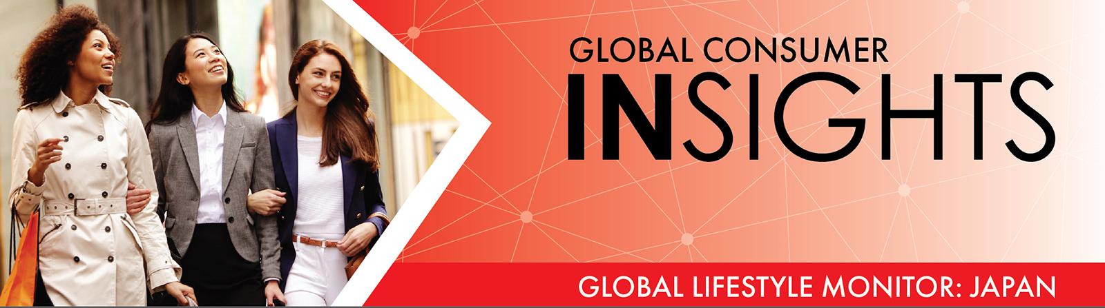 Global Lifestyle Monitor: Japan