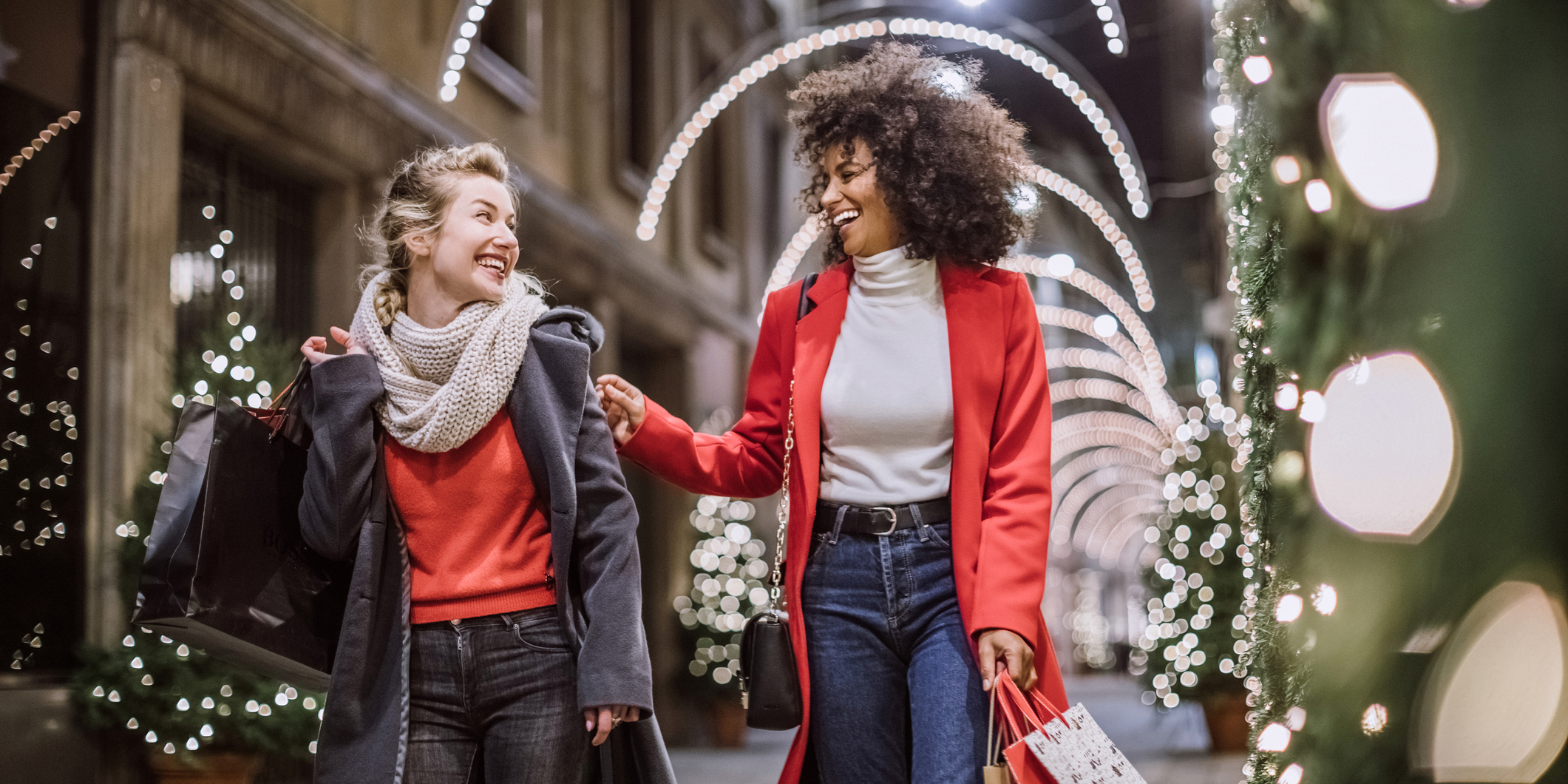 How Malls Can Whip Up Some Modern Holiday Magic
