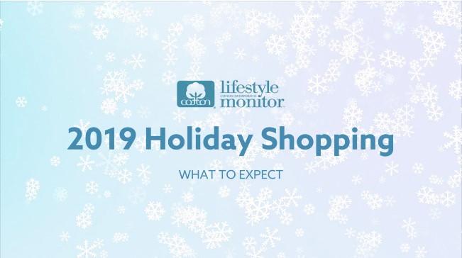 2019 Holiday Shopping Intentions