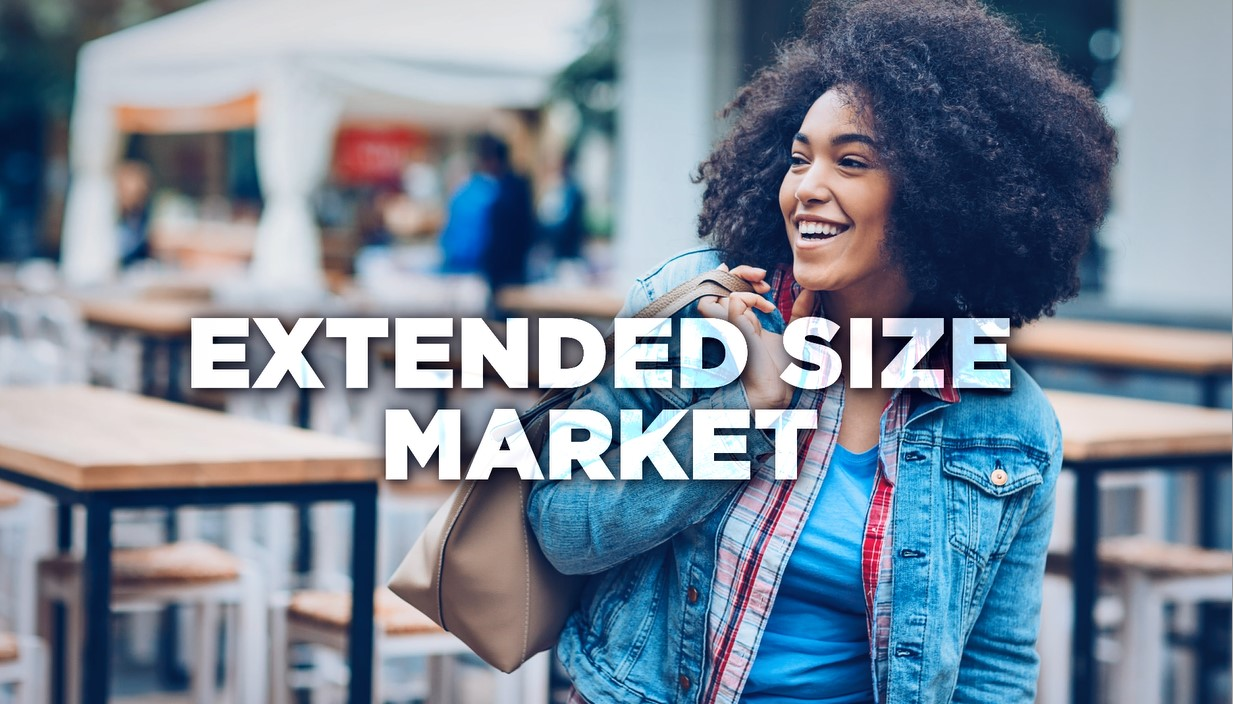 Extended Sizes Market Video