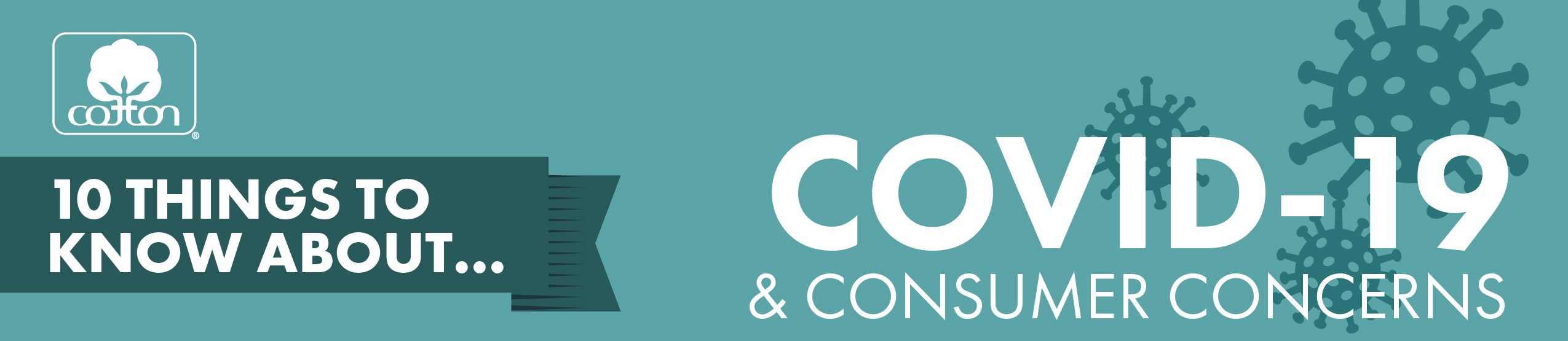 10 Facts About COVID-19 & Consumer Concerns