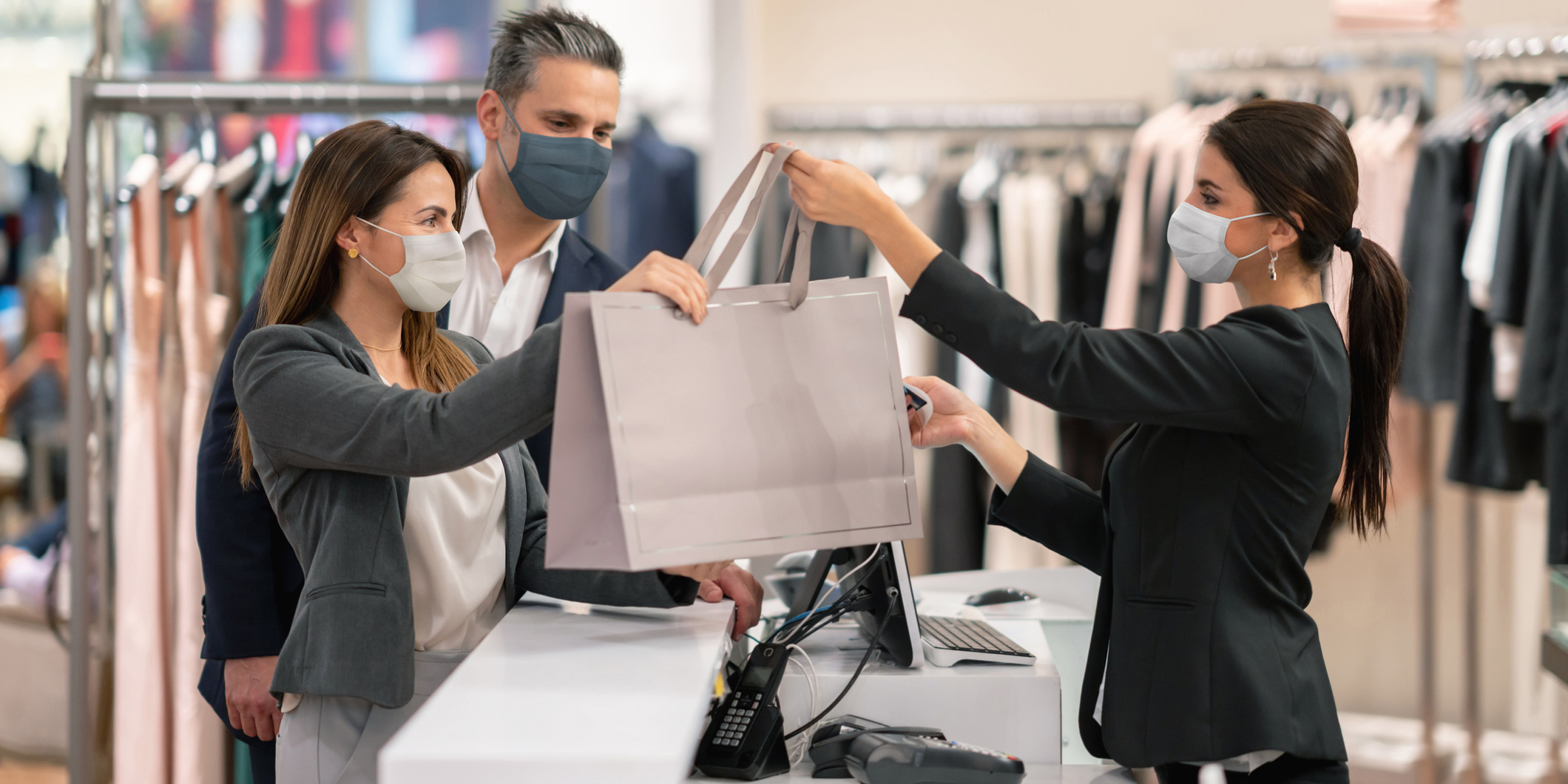 The Human Touch of Retail